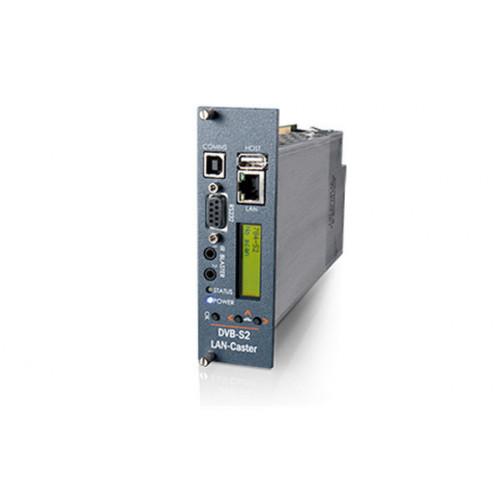 MediaStar LAN-Caster Blade, Single DVB-S2 Multiplex