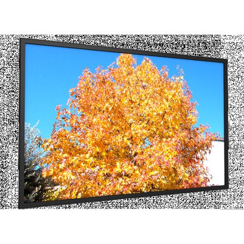 Screen International Flat Max Fixed Frame VA 1000cm x 625cm, 16/10 Screen, White Pearl Surface Gain 1.2 ( will have seams) Black frame