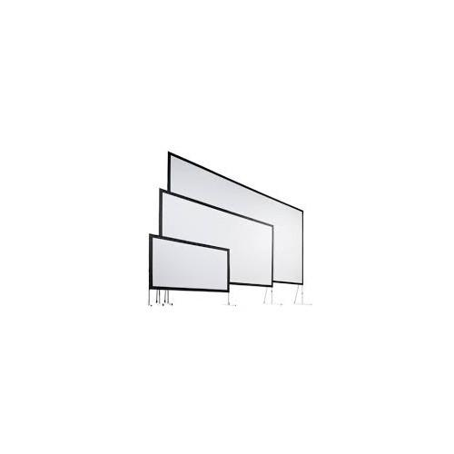 Stumpfl Monblox 64 Black Anodised Rear Projection Complete Screen, Viewing Area - 732cm x 411cm. 16:9