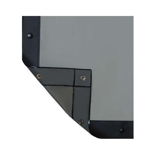 Stumpfl Monoblox 64 Rear Projection Surface ONLY - Viewing Area 732cm x 411cm (16:9) Black Borders Overall Dimension 752cm x 431cm