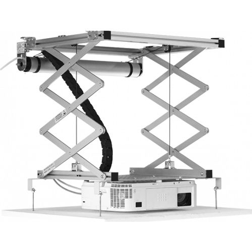 Screen International 1.16M Drop Projector Lift, 15kg Max
