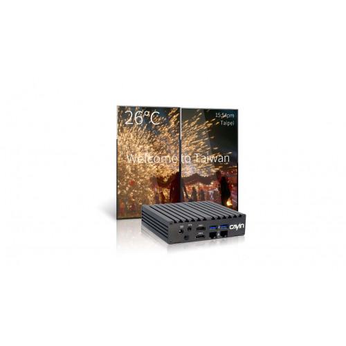 SMP2200 compact 4K UHD Digital Signage Player